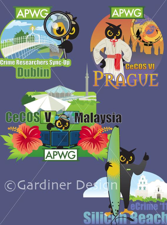 Gardiner design illustration apwg for Gardiner design