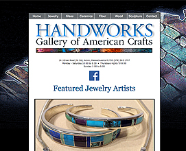 Handworks Gallery Of American Crafts